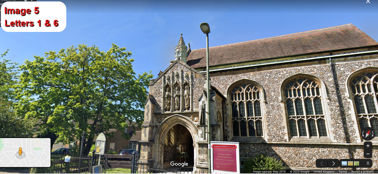A virtual puzzle hunt through the town of chippingbarnet in cambridgeshire.