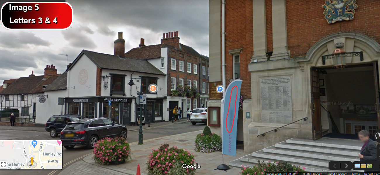 A virtual puzzle hunt through henleyonthames in oxfordshire.