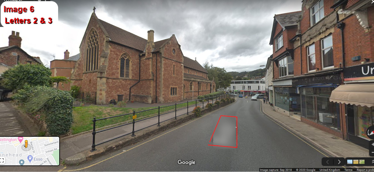 A virtual puzzle hunt through minehead in somerset.