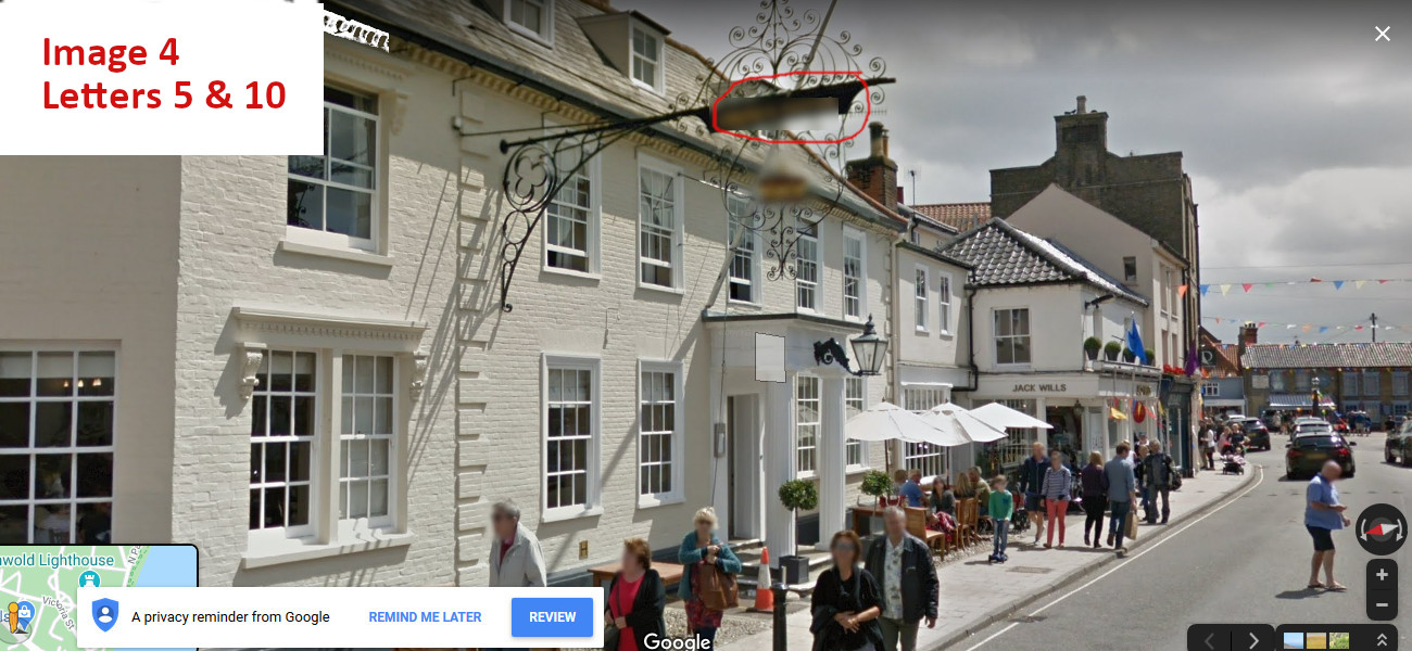 A virtual puzzle hunt through the coastal town of Southwold in Suffolk.