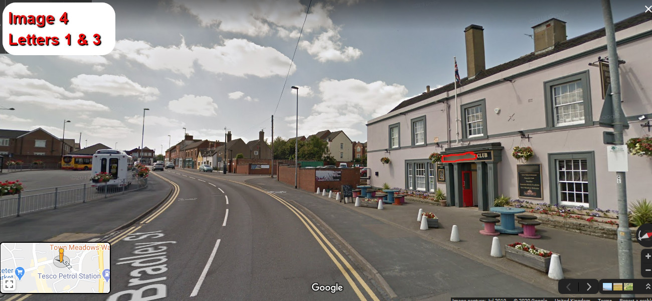 A virtual puzzle hunt through the town of uttoxeter in staffordshire.